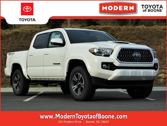 2019 Toyota Tacoma TRD Sport V6 Truck Double Cab Boone