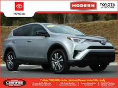 Used 2018 Toyota RAV4 LE SUV Boone, North Carolina