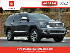 New 2019 Toyota Sequoia Limited SUV Boone, North Carolina