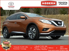 Used 2015 Nissan Murano Platinum SUV Boone, North Carolina