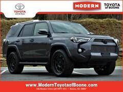 Certified used 2017 Toyota 4Runner SR5 Premium SUV Boone, North Carolina