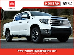 New 2019 Toyota Tundra Limited 5.7L V8 Truck CrewMax Boone, North Carolina