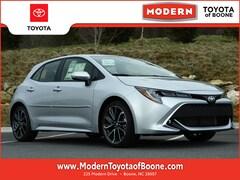 New 2019 Toyota Corolla Hatchback XSE Hatchback Boone, North Carolina