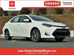 New 2019 Toyota Corolla LE Sedan Boone, North Carolina