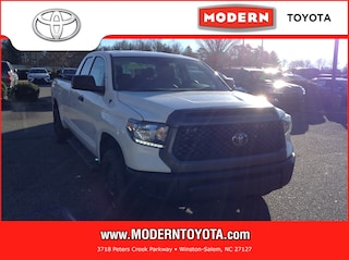 New 2018 Toyota Tundra SR 5.7L V8 w/FFV Truck Double Cab Winston Salem, North Carolina