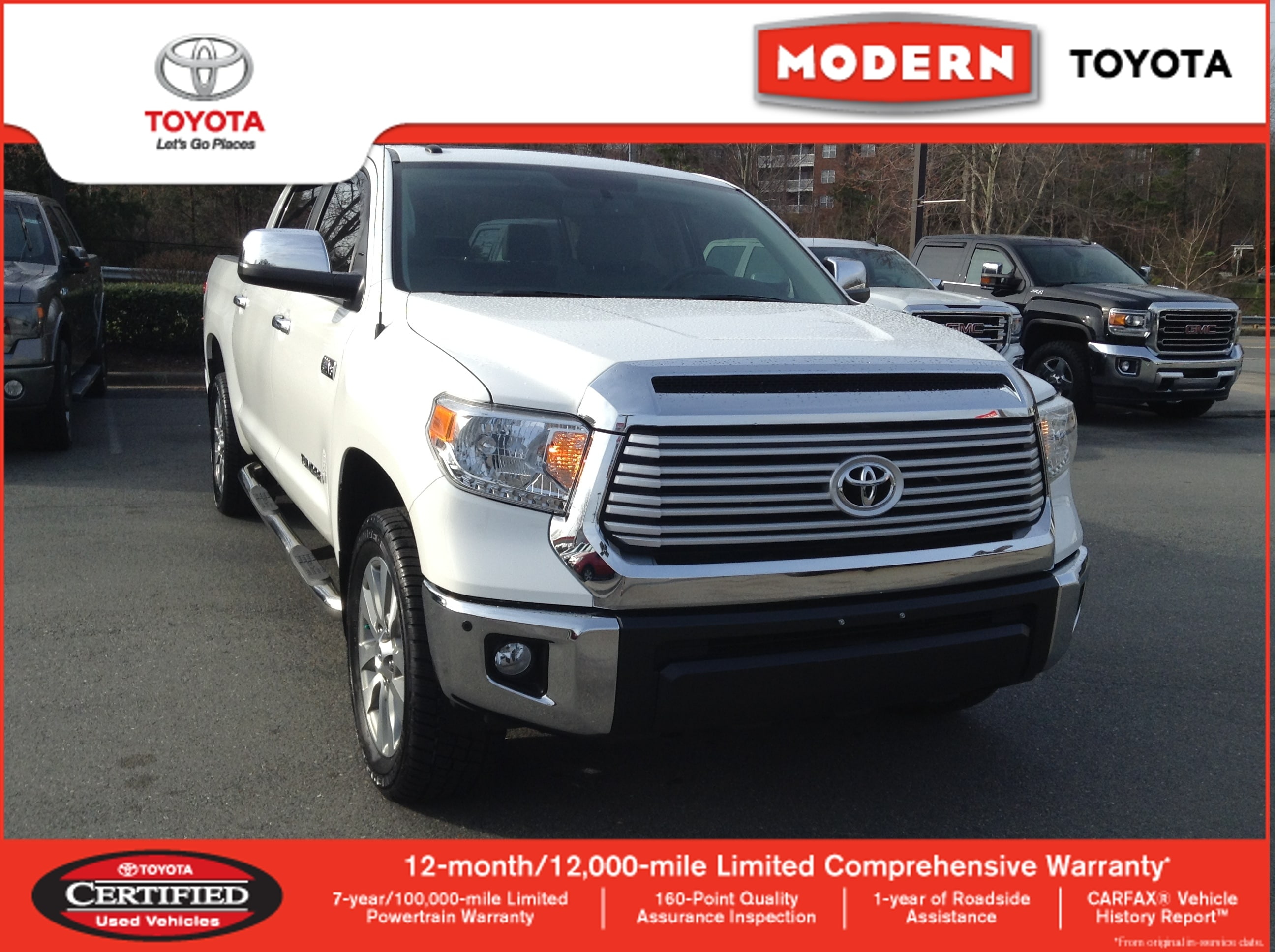 2016 Toyota Tundra Limited Truck CrewMax
