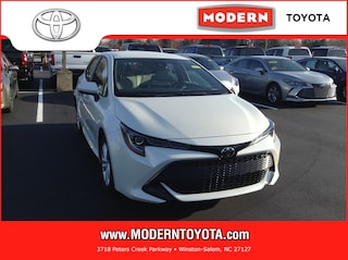 New 2019 Toyota Corolla Hatchback SE Hatchback Winston Salem, North Carolina