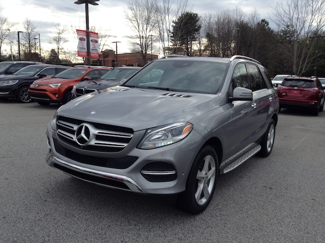 used cars used 2016 mercedes benz gle for sale 4jgda5hb9ga682409 modern toyota winston. Black Bedroom Furniture Sets. Home Design Ideas