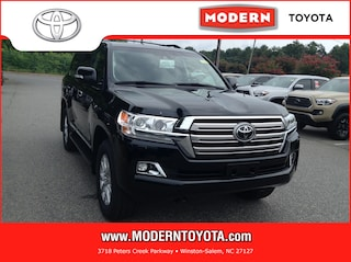 New 2018 Toyota Land Cruiser V8 SUV Winston Salem, North Carolina