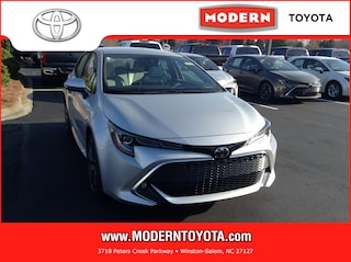 New 2019 Toyota Corolla Hatchback XSE Hatchback Winston Salem, North Carolina