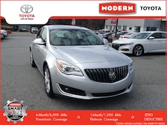 2014 Buick Regal Base Sedan