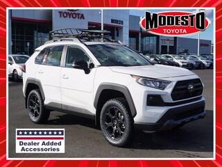 New 2021 Toyota RAV4 TRD Off Road SUV for sale in Modesto, CA