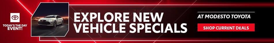 New Specials October