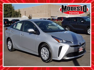 New 2021 Toyota Prius LE Hatchback for sale in Modesto, CA