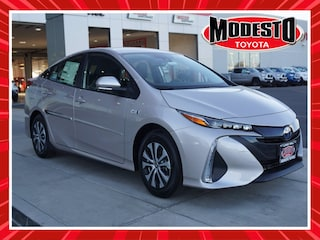 New 2021 Toyota Prius Prime LE Hatchback for sale in Modesto, CA