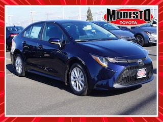 New 2021 Toyota Corolla LE Sedan for sale in Modesto, CA