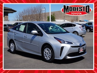 New 2021 Toyota Prius L Eco Hatchback for sale in Modesto, CA