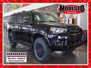 Custom 2021 Toyota 4Runner SR5 Premium SUV for sale in Modesto, CA