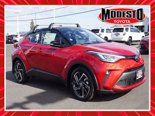 New 2021 Toyota C-HR Limited SUV for sale in Modesto, CA