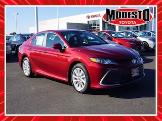 New 2021 Toyota Camry LE Sedan for sale in Modesto, CA