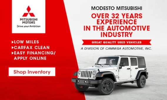 Modesto Mitsubishi New & Used Cars Modesto CA, Merceds
