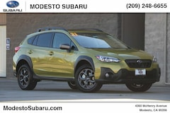 2021 Subaru Crosstrek Sport CVT Sport Utility JF2GTHSC8MH222659 for Sale in Modesto, CA