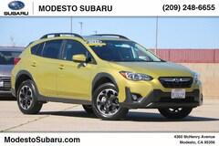 2021 Subaru Crosstrek Premium CVT Sport Utility JF2GTAEC1MH245235 for Sale in Modesto, CA
