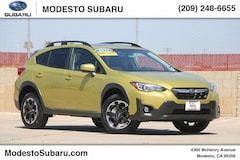 2021 Subaru Crosstrek Premium CVT Sport Utility JF2GTAEC7MH213132 for Sale in Modesto, CA
