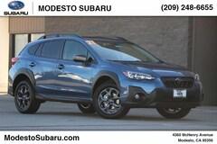 2021 Subaru Crosstrek Sport CVT Sport Utility JF2GTHSC4MH222710 for Sale in Modesto, CA