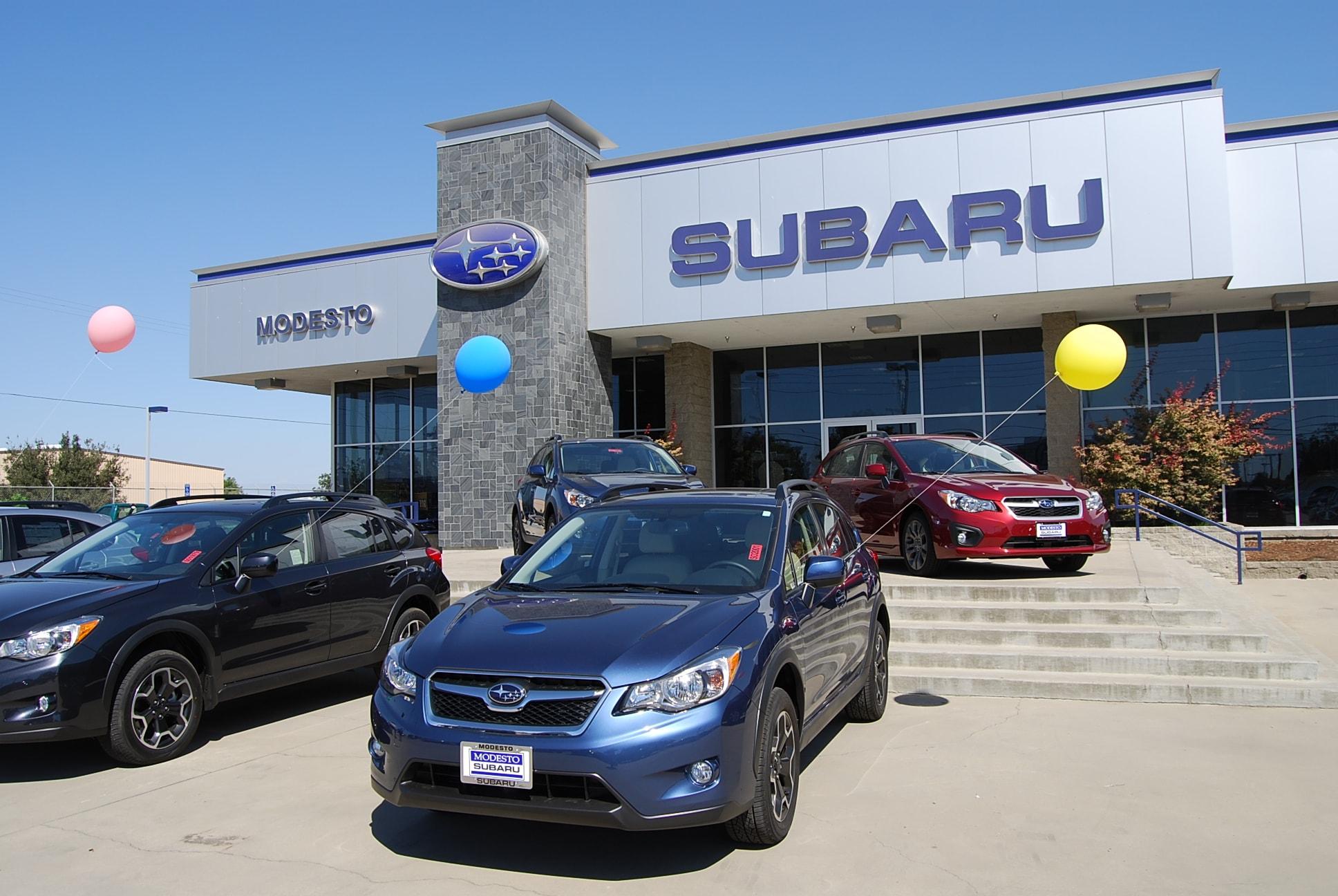 Car Repair at Modesto Subaru