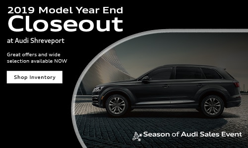 2019 Model Year End Closeout