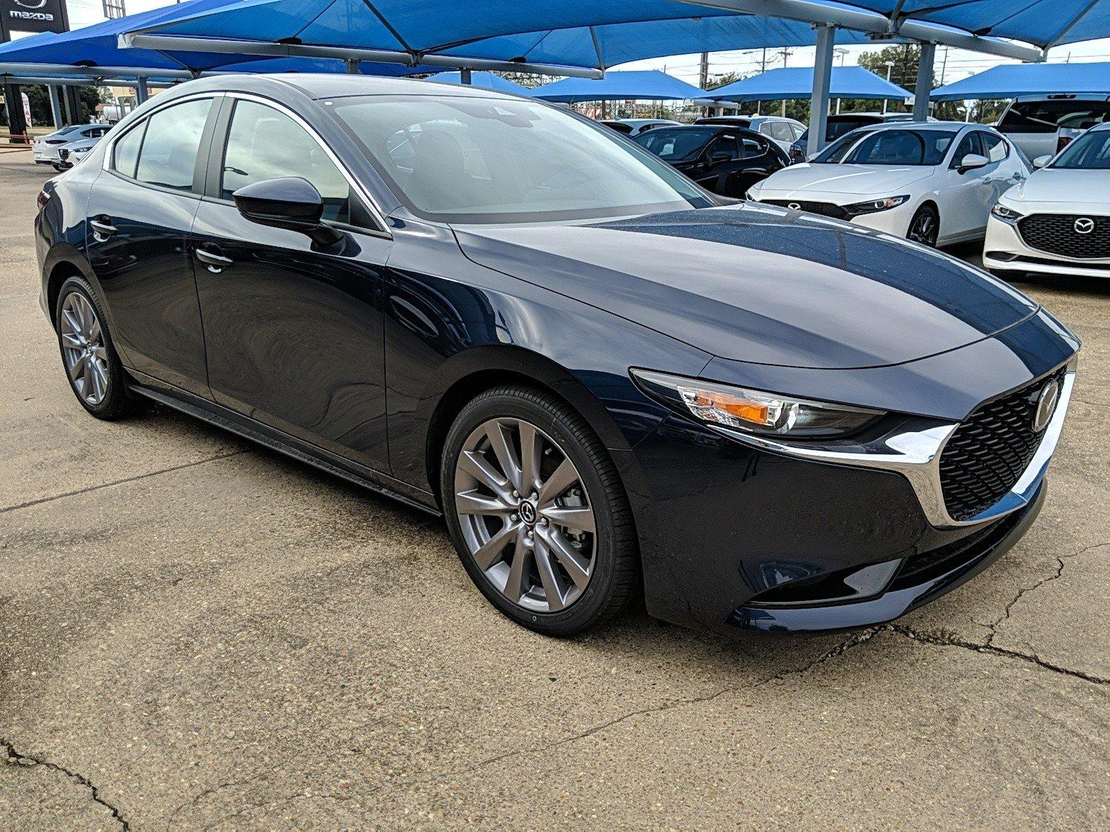 2019 Mazda Mazda3 Sedan w/Select Pkg FWD w/Select Pkg