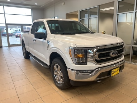 2021 Ford F-150 XLT Truck SuperCab Styleside For Sale near Ames, IA