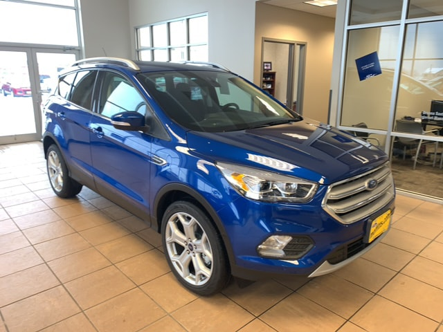 2019 Ford Escape Titanium SUV Boone, IA