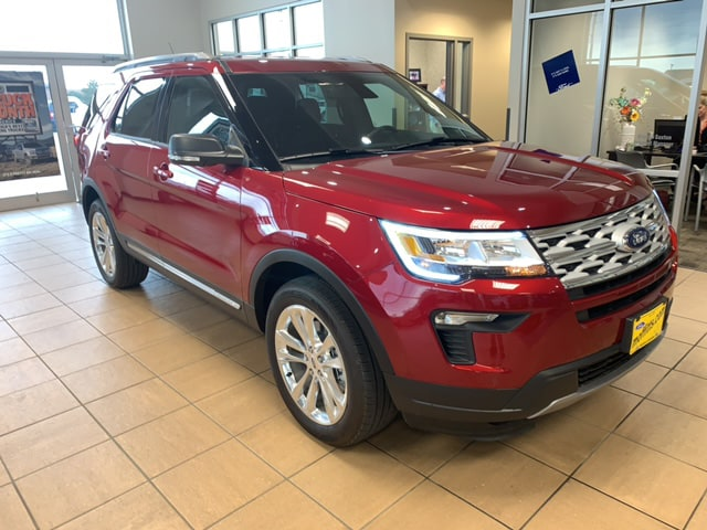 2019 Ford Explorer XLT XLT 4WD For Sale in Boone, IA