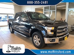 Used 2015 Ford F-150 Lariat Truck For Sale in Boone, IA