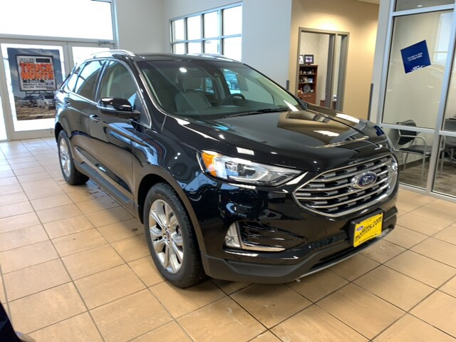 Ames Car Dealers >> New 2019 Ford Edge For Sale Boone Near Ames Stock 20089