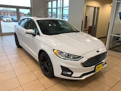 2019 Ford Fusion SE Sedan in Boone, IA