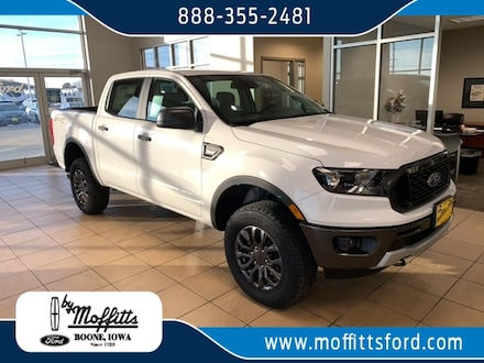 2021 Ford Ranger XL Truck SuperCrew For Sale near Ames, IA