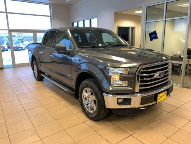 2016 Ford F-150 XLT Truck Boone, IA
