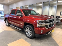 Used 2018 Chevrolet Silverado 1500 High Country Truck For Sale in Boone, IA