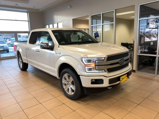 2019 Ford F-150 Platinum Truck in Boone, IA