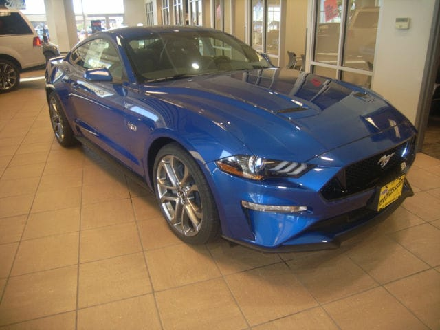 2018 Ford Mustang GT Coupe For Sale near Ames, IA