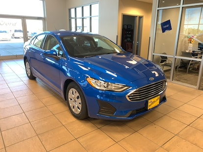 Ford Fusion For Sale Near Me >> New 2019 Ford Fusion For Sale Boone Near Ames Stock 0029