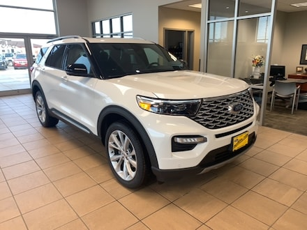 2021 Ford Explorer Platinum SUV For Sale in Boone, IA