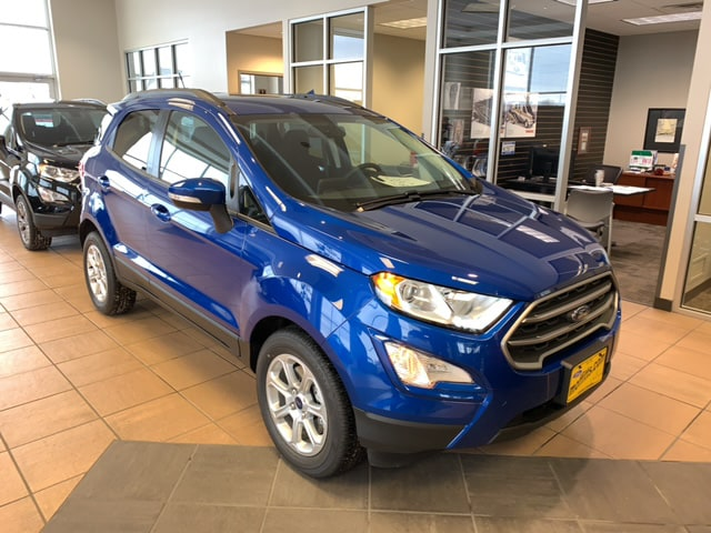 2019 Ford EcoSport SE SUV For Sale near Ames, IA