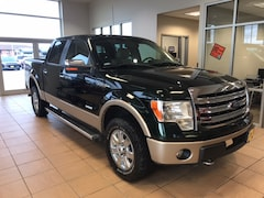 2013 Ford F-150 Lariat Truck in Boone, IA