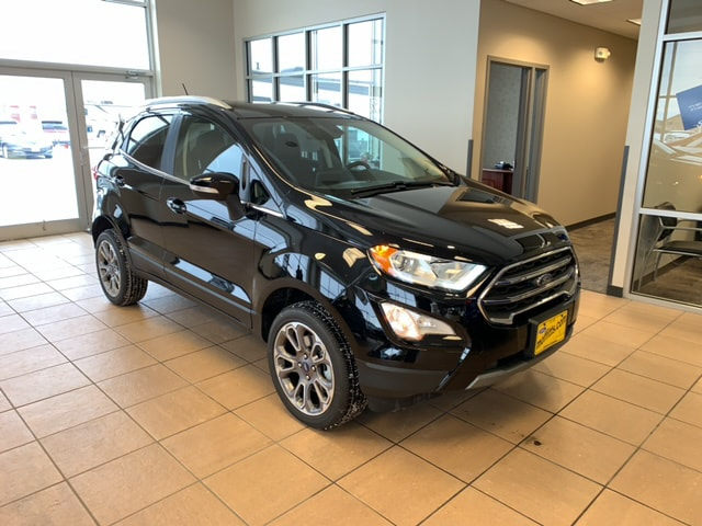 2019 Ford EcoSport Titanium SUV For Sale near Ames, IA