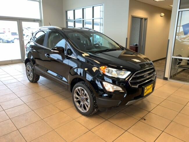 2019 Ford EcoSport Titanium SUV in Boone, IA