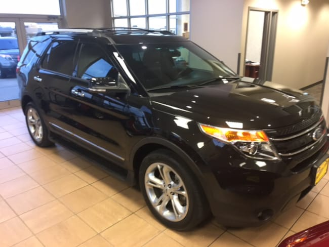 2015 Ford Explorer Limited SUV Boone, IA
